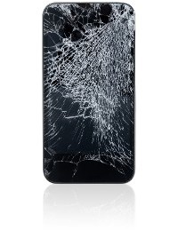 Shattered Screen